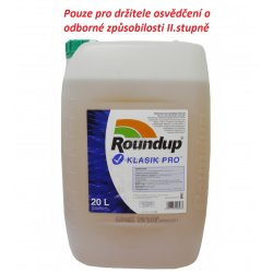 Roundup klasik PRO 20l